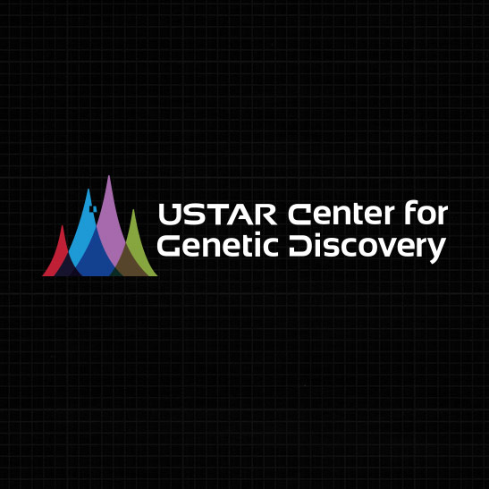logo design for ustar center for genetic discovery